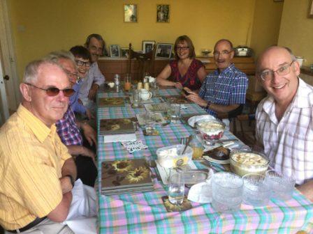 Monday 19 June 2017 – preparing for Methodist Conference