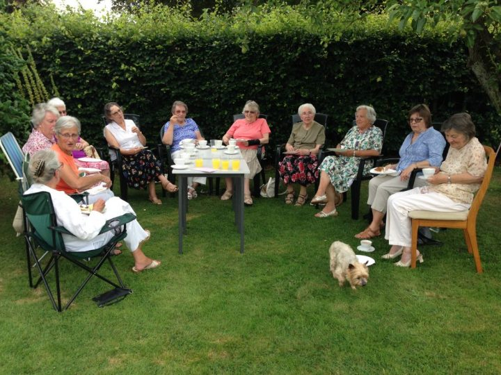 July 6th 2017 – Caring and sharing