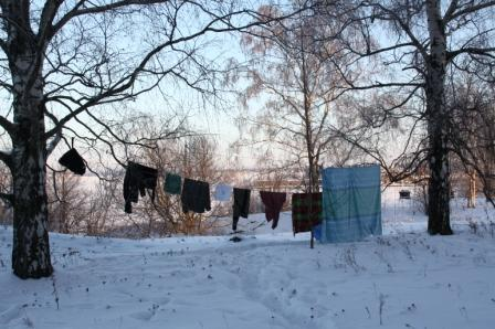 December 9th 2017 – Winter Washing