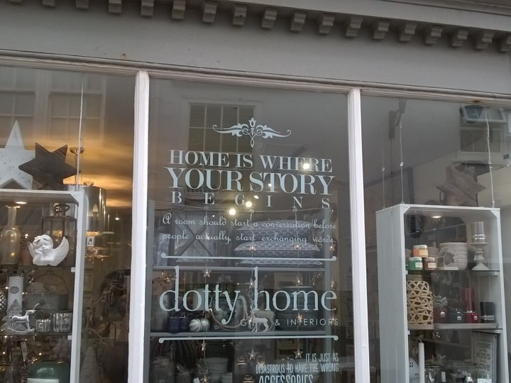Monday 16 November 2015 – Home is where your story begins