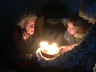 07 February 2016 – A Shared Birthday Cake