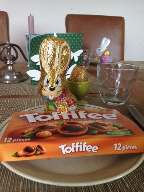 Dates of easter