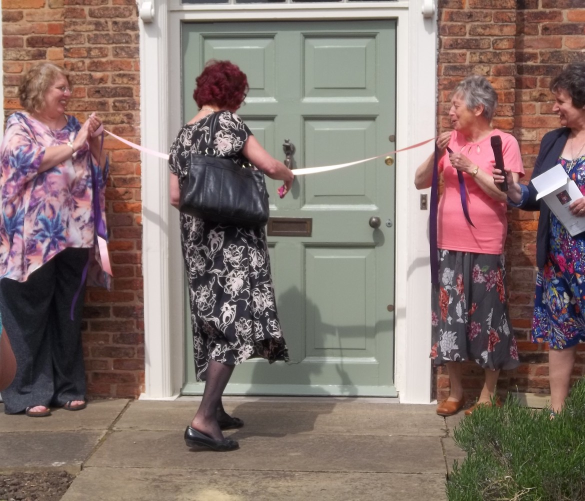 Opening exhibition Epworth Old Rectory