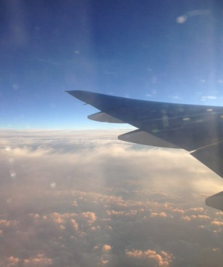 Monday 5 September 2016 – landed safely!