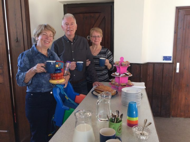 Wednesday 2 November 2016 – coffee morning
