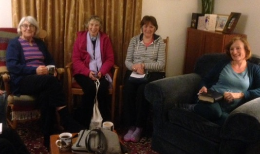 Wednesday 29 March 2017 – house group