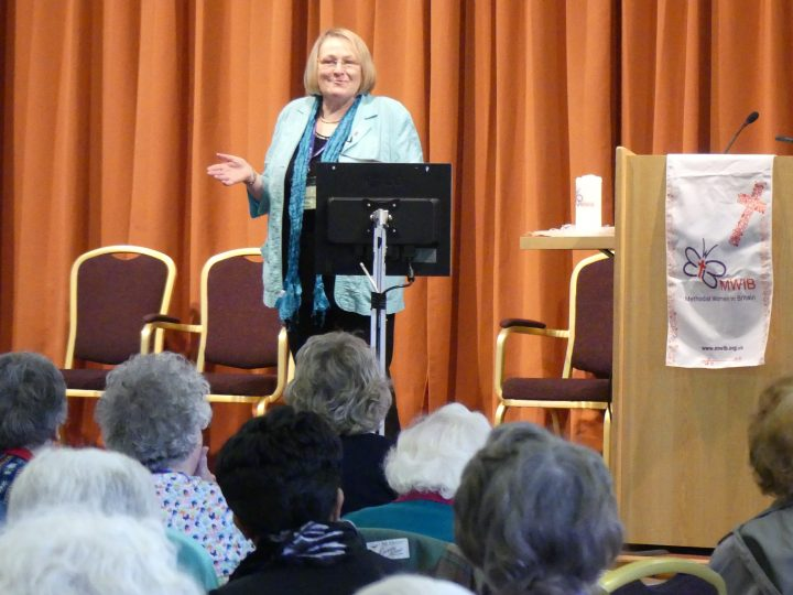 Keynote Presentations – Bishop Rosemarie Wenner