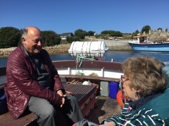 Monday 15 May 2017 – Sunday services on the Isles of Scilly