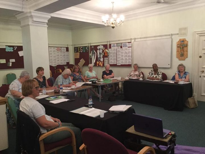 8th July 2017 – Lovely training day with new Forum members