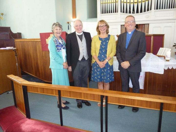 Changing World, Unchanging Mission – Autumn District Day in Cornwall