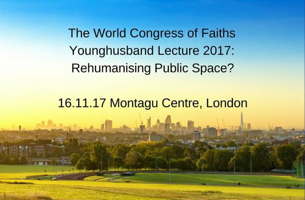 November 17th 2017 – 'Interfaith Week'