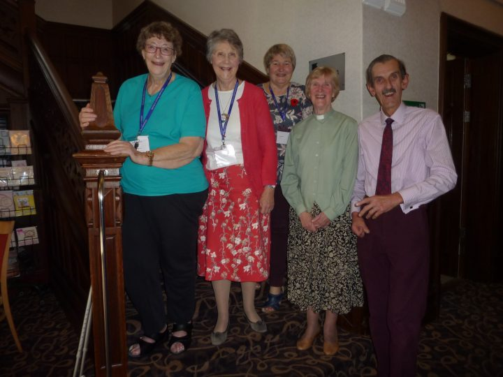 Cornwall District explores Christian Spirituality