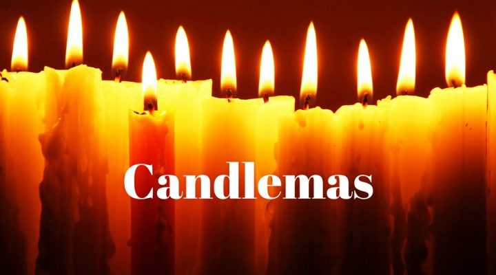 February 3rd – Candlemas