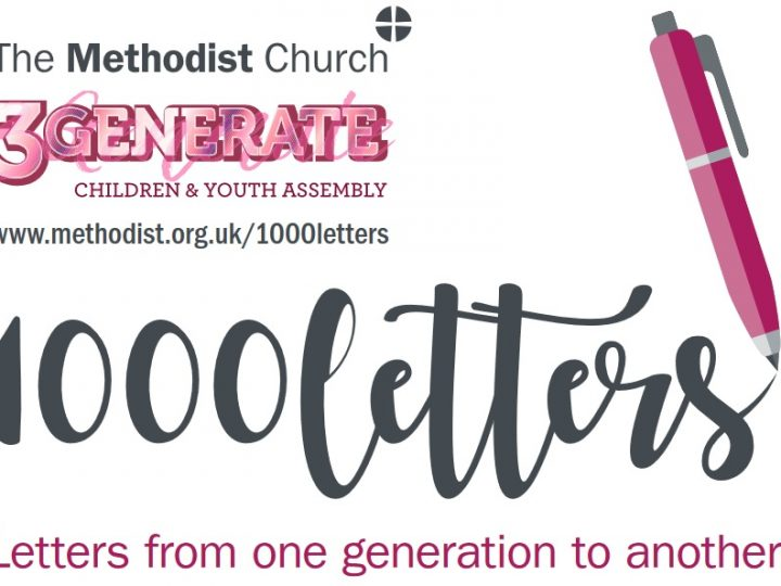 1,000 Letters – Letters from One Generation to Another