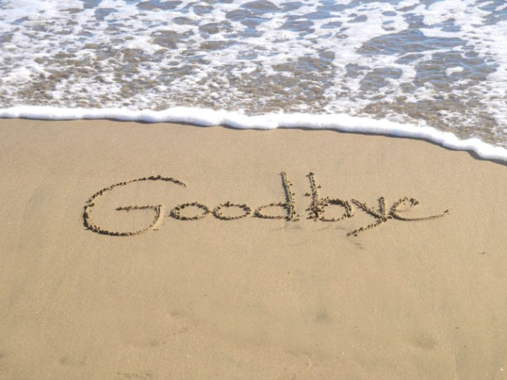 Saturday 25th August – Saying goodbye and thank you