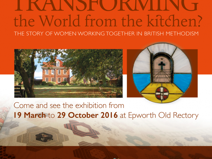 Heritage and Archives Project: 'Transforming the World from the kitchen?