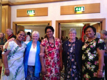 Wednesday 28 June 2017 – with friends at Conference