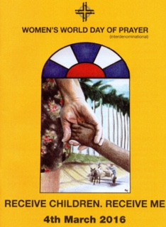 Wednesday 30 September 2015 – World Day of Prayer 2016