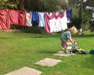 04 October  2015 – Washing Day