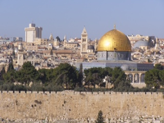 Tuesday 3 November 2015 – Holy Land