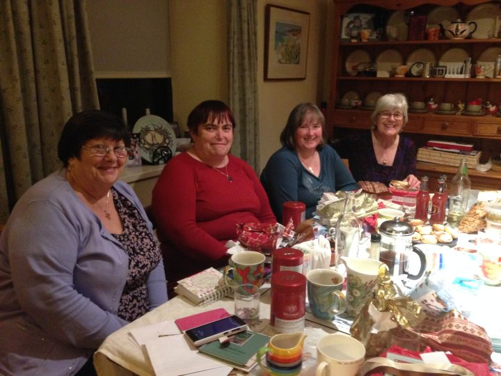 Saturday 12 December 2015 – time with friends