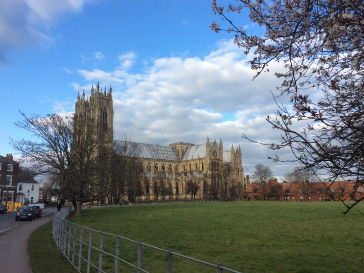 Friday 26 February 2016 – Beverley Minster