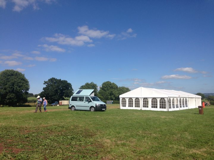 Saturday 6 August 2016 – camp packed away for another year