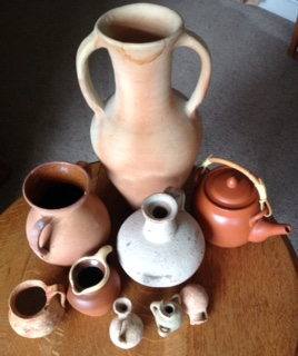 22 January 2017 – Clay Pots