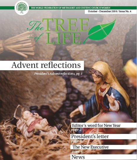 Tree of Life October – December 2017