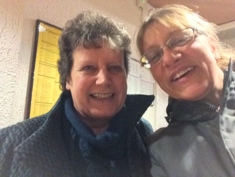 Anne Browse and Birgitta Hetzner