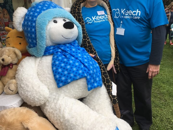 September 12th 2017 – 'Bear necessities!'