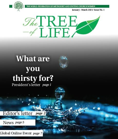 What are you thirsty for? – March 2021