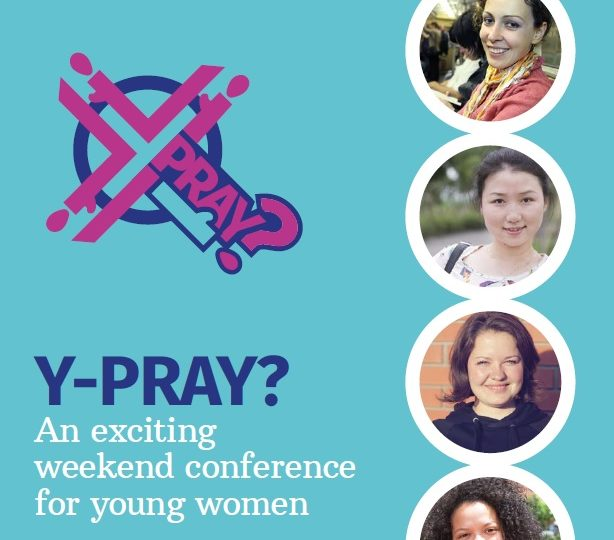 Y-Pray? 2020 Conference – Bursaries Available