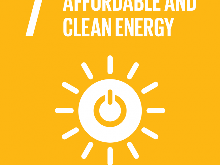 April 2021 – SDG7 Affordable and Clean Energy