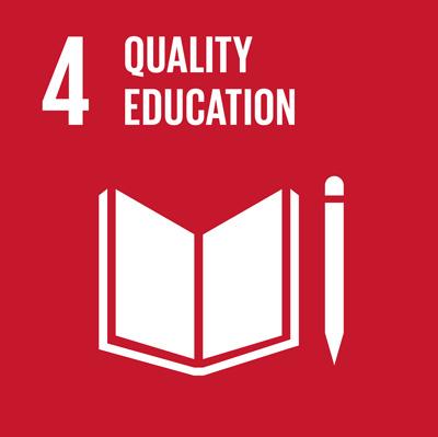 January 2021 – SDG4 Ensure quality education
