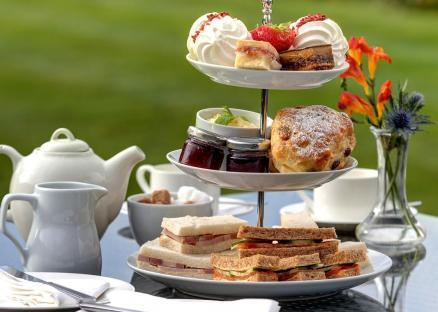 Saturday 14th July – Afternoon Tea