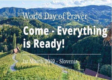 Image result for world day of prayer 2019