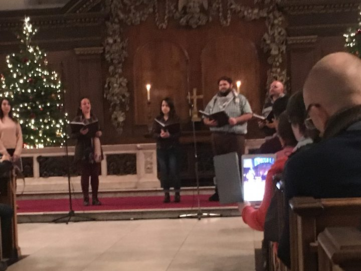 Thursday 6th December 2018 – 'Bethlehem Carol Service'