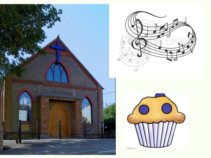 Tuesday 5th February 2019 – 'Music and Muffins'
