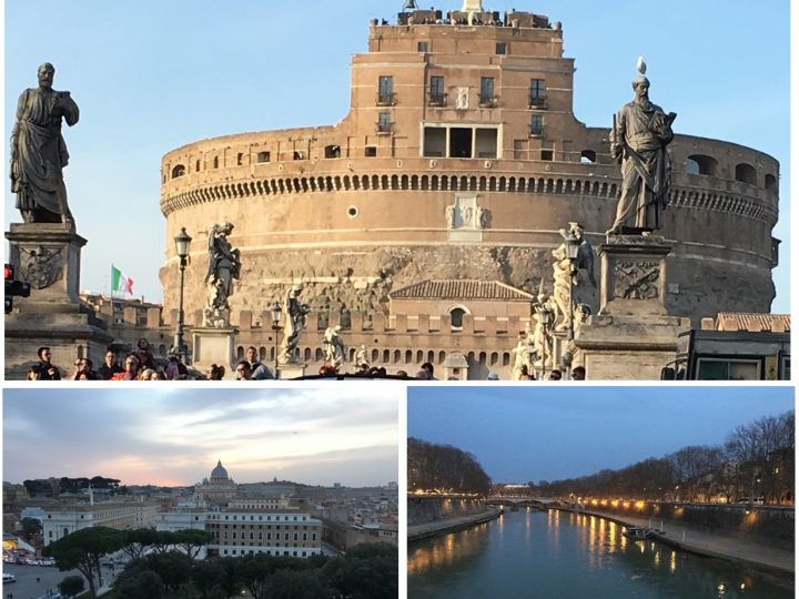 Monday 18th March 2019 – 'Early evening in Rome'