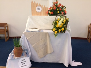 Easter Offering celebrated around the Connexion