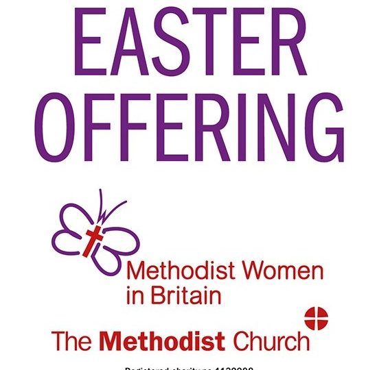 EASTER OFFERING – NEW INFORMATION