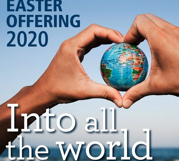 An invitation to the Chelmsford Circtuit Easter Offering Service