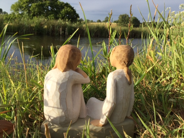 Saturday 24th July – Companions on the Road