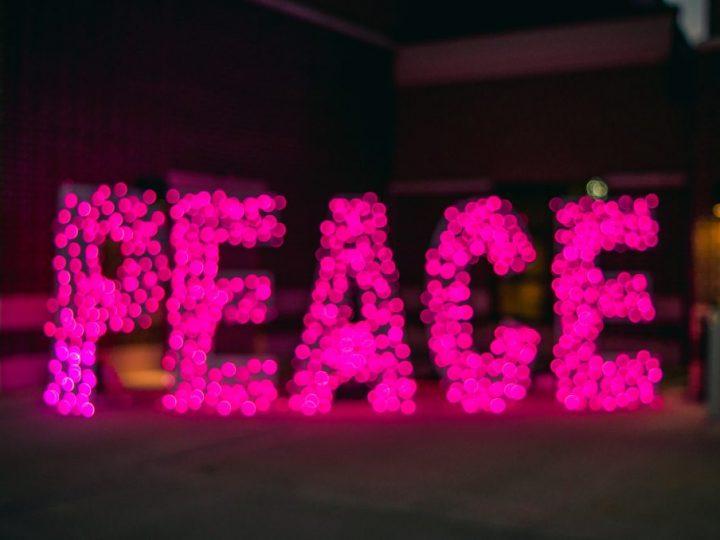 Saturday 19th June – Peace