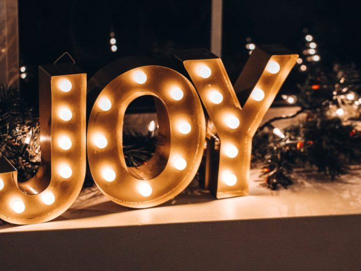 Saturday 12th June – Joy