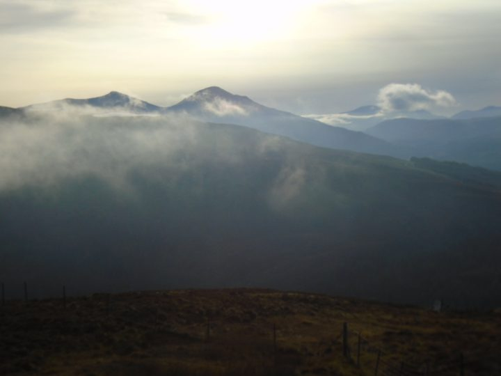 Saturday 25th September 2021 – The mountains of Scotland